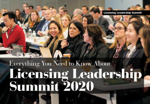 Licensing Leadership Summit 2020